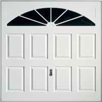 Hormann Series 2000 GRP up and over garage doors Style 2044 Stamford